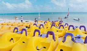 paddle-boats-cancun